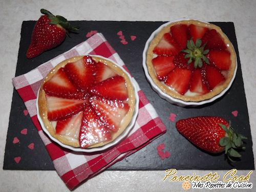 tartelettes-fraises
