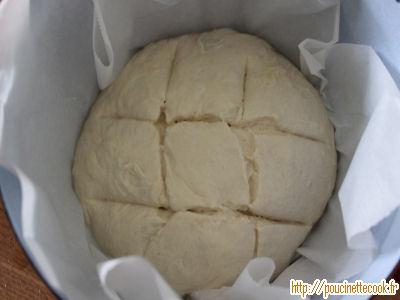 pain cocotte sans pétrissage